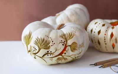 How to carve apumpkin