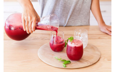 A power grapefruit, radish and beetroot juice that stops for nothing