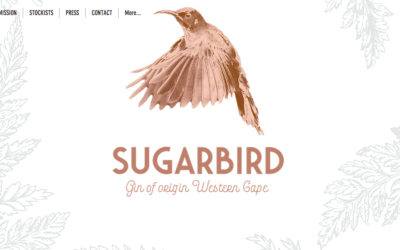 PR copywriting for Sugarbird Gin