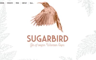 PR copywriting for Sugarbird Gin