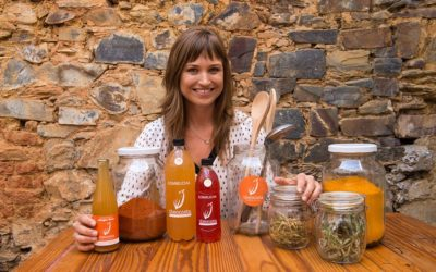 All things Kombucha: A touch base with Meghan on the growth of Theonista (and the real origin of her SCOBY)