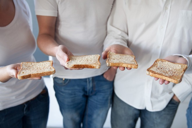 Myth or magic: does toast always land butter sidedown?